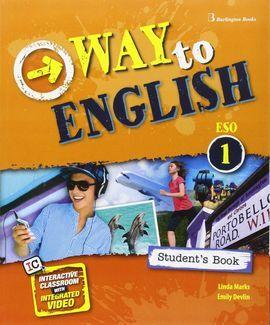 DESCARGAR WAY TO ENGLISH - 1º ESO - STUDENT'S BOOK (2016)