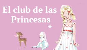 Colección El club de las princesas