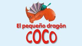 Colección El pequeño dragon Coco