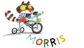 Colección de libros Morris